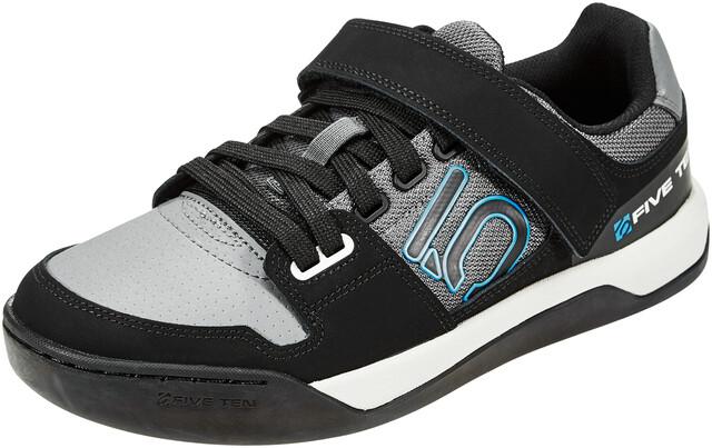adidas Five Ten Hellcat Shoes Women grey five/core black/shock cyan